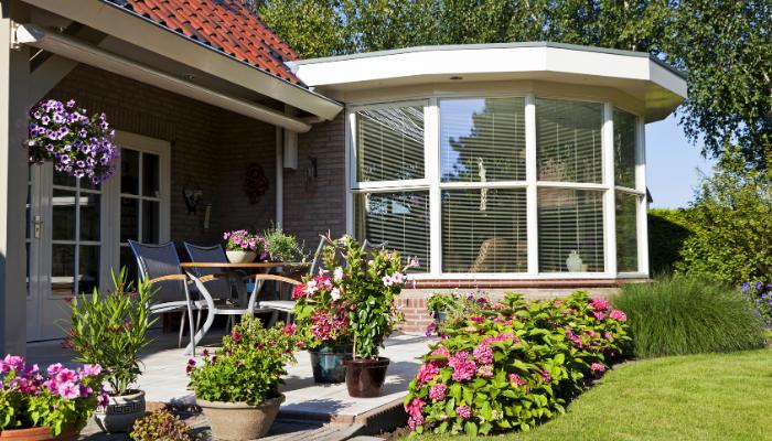 sälja hus årstid sommar