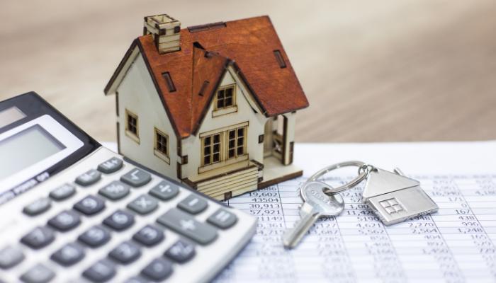 Kvar efter lösen av lån och skatt - kalkylator